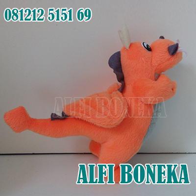 Souvenir Boneka Promosi Custom
